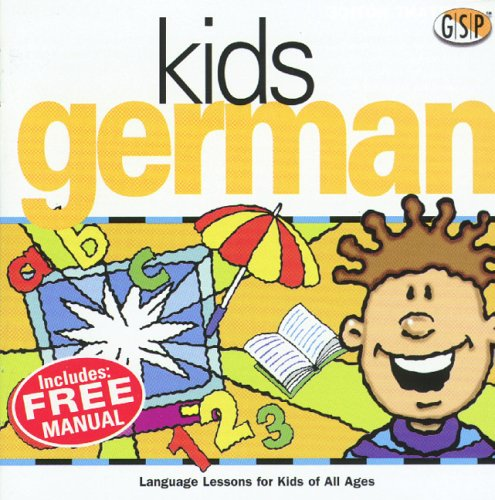 German Lessons for Kids Test