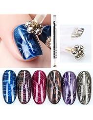 farben nail art pen nagellack stift 3d nail art dekoration polnisch gel muster - Nailart Muster