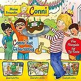 Meine Freundin Conni - Hörspiel zur TV-Serie / 04: Conni hat Geburtstag / Conni...