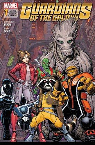 Guardians of the Galaxy: Bd. 1 (2. Serie): Die neuen Wächter - Marvel-charakteren Und Dem Universum