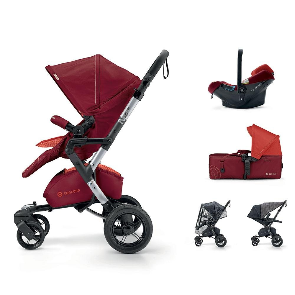 Concord Neo Mobility Set Flaming Red