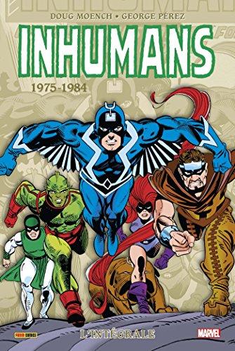 Inhumans - Intégrale 1975-1981 par Doug Moench, George Pérez, Keith Pollard, Gil Kane