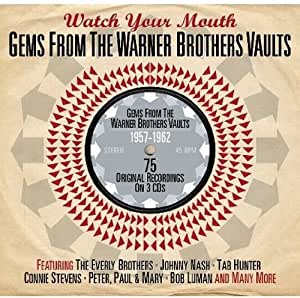 Watch Your Mouth: Gems From The Warner Bros. Vaults 1957-1962