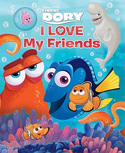 Disney•Pixar Finding Dory: I Love My Friends