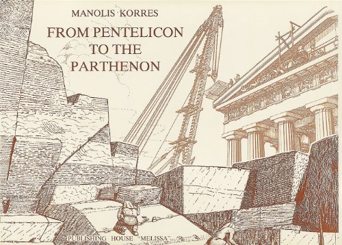 from-pentelicon-to-the-parthenon-library-of-art-by-manolis-korres-1999-03-02