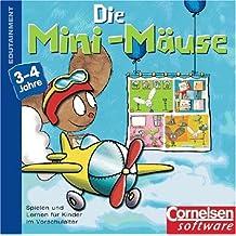 Die Mini-Mäuse - 3-4 Jahre