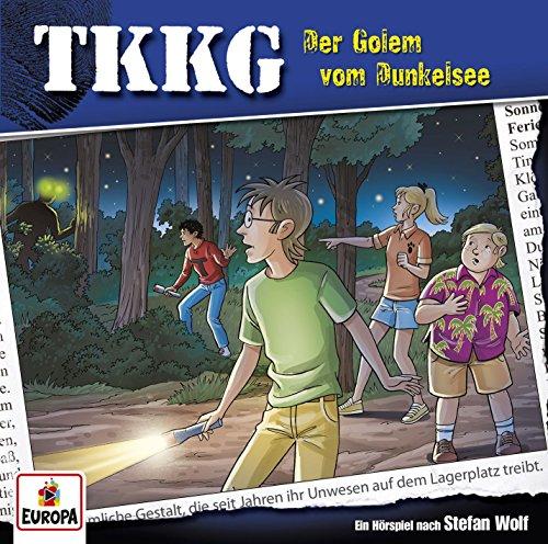 TKKG (198) Der Golem vom Dunkelsee - Europa 2016