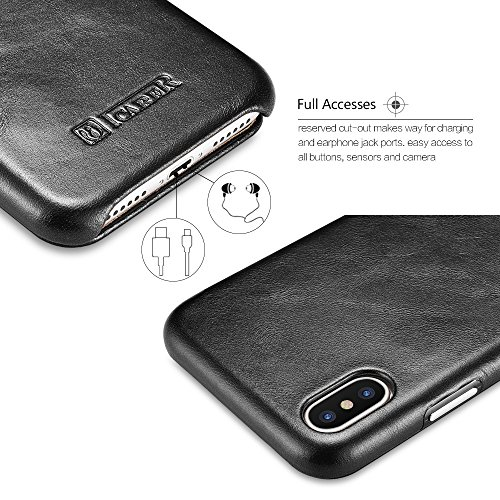 custodia iphone x icarer