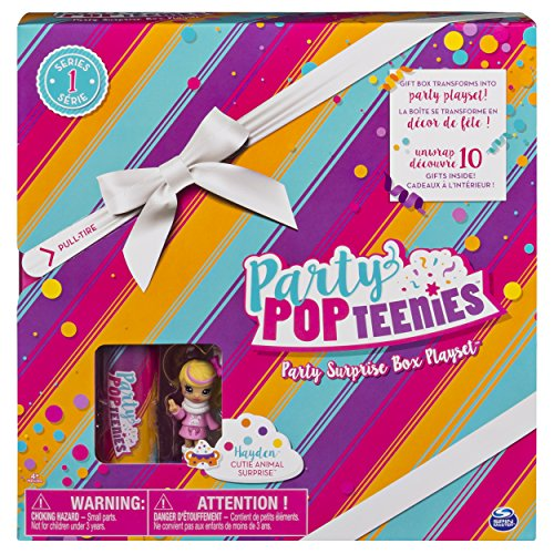 Spin Surprise Poppers