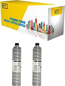 - Black NYT New Compatible 5 Pack 887740 885212 Type 5100D Type 5200D1 High Yield Toner For Ricoh Aficio 550,650,Universal for Gestetner 3255,3265