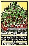 Frohe Weihnachten: Bildpostkarten der Wiener Werkst?tte