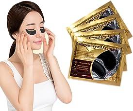 15 Coppie di cristallo della polvere del gel occhio del collageno Maschera Maschere, non Occhiaie,Collagen Eye Mask Gel anti-rughe Dark Circle Cristallo