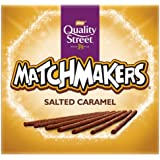 Quality Street Matchmakers Salted Caramel Chocolates, 120g ( Pack of 1)