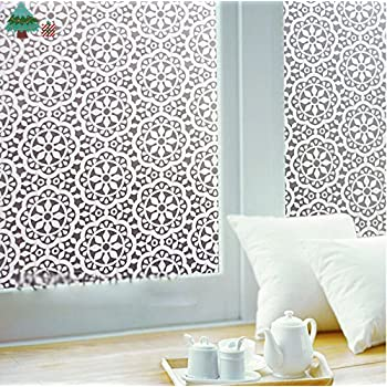 Richmond decorative privacy window film 1m x 1m by for Fenetre losange