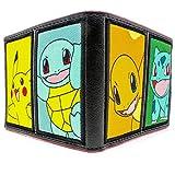 Pokemon Devi prenderli tutti Nero portafoglio immagine