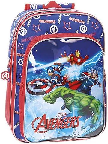 Los VengadoresSac à dos double compartiHommes t Avengers Ice B06XMQM7VC | Sélection Large