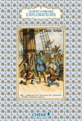 Le Petit Livre des explorateurs par Alexandre Hagège