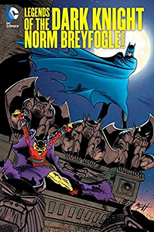 Legends of The Dark Knight: Norm Breyfogle Vol. 1 (Batman)