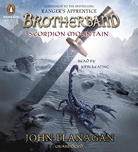 Scorpion Mountain (Brotherband Chronicles)