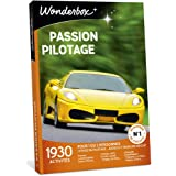 Wonderbox – Coffret cadeau pour homme - PASSION PILOTAGE – 1930 stages de pilotage Ferrari, Lamborghini, Porsche, rallye, kar