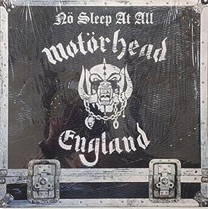 Motörhead - No Sleep at All