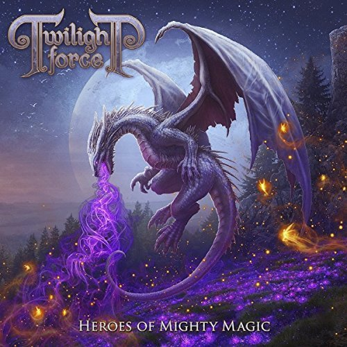 Heroes Of Mighty Magic (2Cd Special Edition) by TWILIGHT FORCE (2016-10-21)
