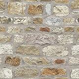 Arthouse papier peint pierres de campagne -