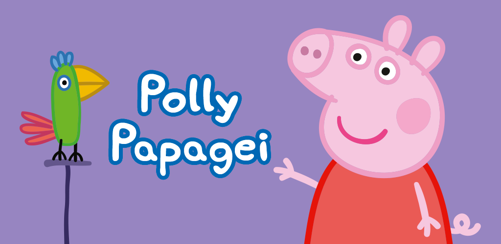 Peppa Pig: Polly Papagei: Amazon.de: Apps für Android