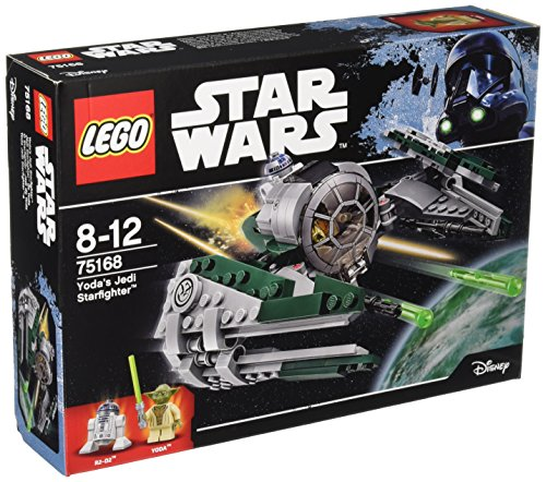 LEGO Star Wars 75168 - Yoda's Jedi Starfighter