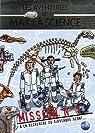 Les aventures de Max la Science, Tome 1 : A la recherche du dinosaure géant... par Poisson