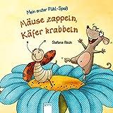 Mäuse zappeln, Käfer krabbeln: Mein erster Fühl-Spaß