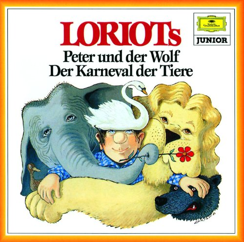 Prokofiev: Peter And The Wolf,...