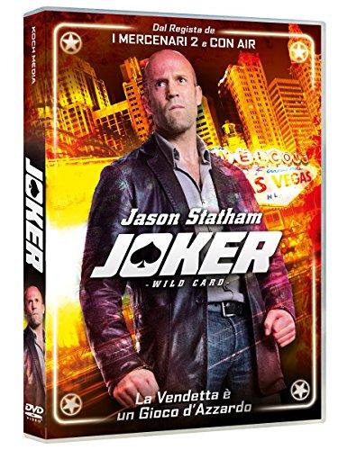 Koch Media Dvd joker - wild card