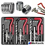 88pc Thread Repair Helicoil Re-Thread Tool Kit M6 M8 M10 Inserts Drill Tap Set