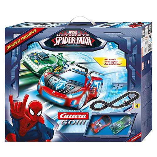 Carrera GO!!! Spider Racers -