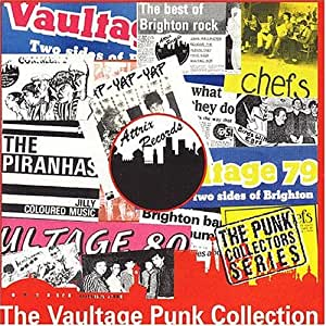 Attrix Records: The Vaultage Punk Collection