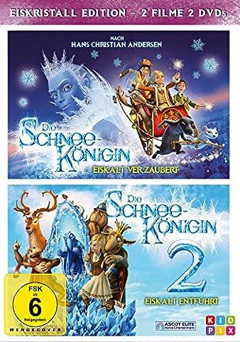 Die Schneekönigin 1+2 - Box [2 DVDs]