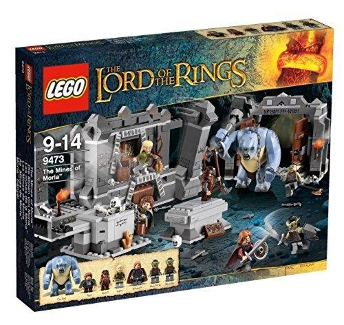 Imagen 2 de LEGO El Señor de lo Anillos - Las minas de Moria (9473)