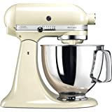 KitchenAid 4.8 Litre Artisan Stand Mixer 5KSM125 (Almond Cream)