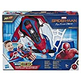 Marvel Spider-Man Far From Home – Arbalète de Spider-Man Technologie Nerf - Jouet Spider-Man