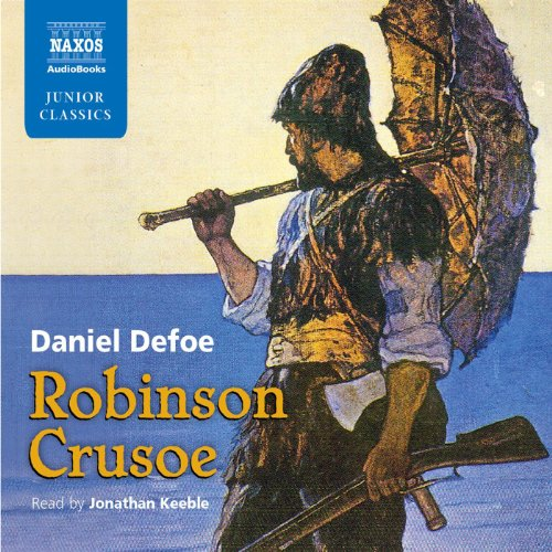 Robinson Crusoe: Retold for Younger Listeners  Audiolibri