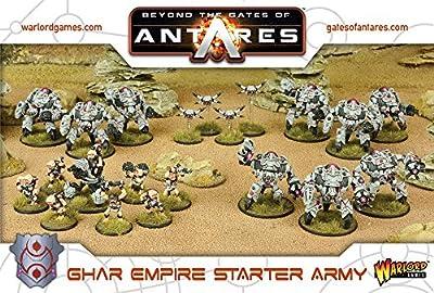 Beyond The Gates Of Antares, Ghar Empire Starter Army