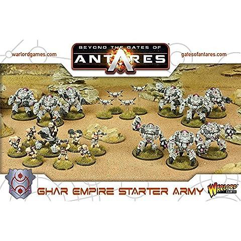 Más allá de las puertas de Antares, Ghar Empire Starter Ejército