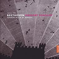 Beethoven: Sonatas No. 4 & No. 28, Rondos