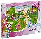 Eichhorn 100003348 - Disney Princess - Steckpuzzle