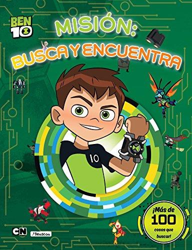BEN 10. MISION: BUSCA Y ENCUENTRA