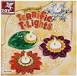 #9: Toy Kraft Terrific T Lights, Multi Color