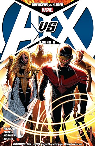 Avengers vs. X-Men #6 (of 12) (English Edition)