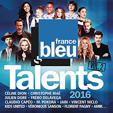 Boulevard Airs - Talents France Bleu 2016, Vol.