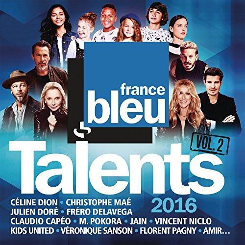 Talents France Bleu 2016, Vol. 2